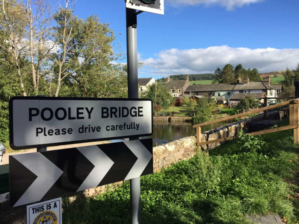 Pooley Bridge - Our Lake District News and Blog