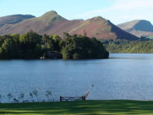 Cat Bells and Lakeland Holiday Cottage in the Lake District near Penrith, Keswick and Appleby