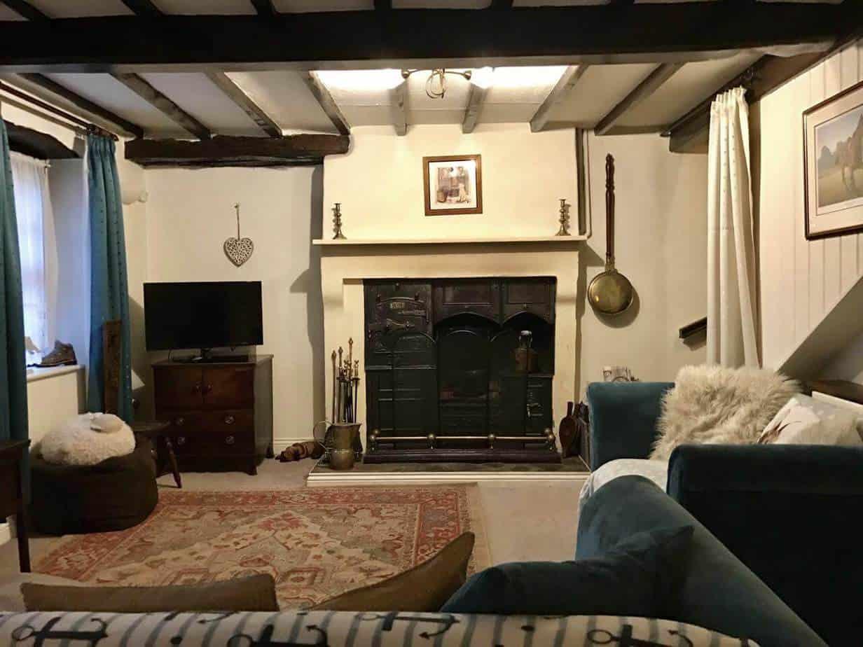 Dunkeld Cottage Living Room