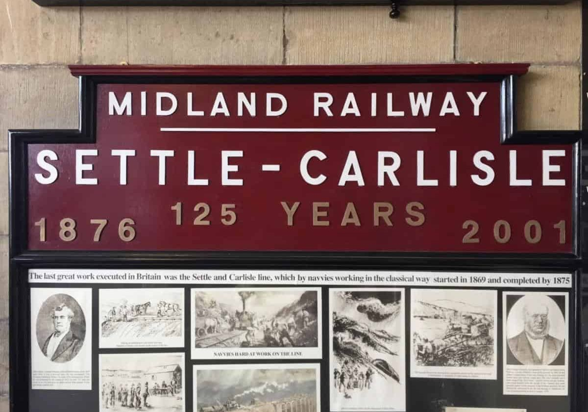 Settle-Carlisle journey